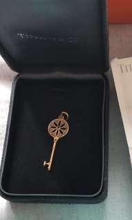 Tiffany daisy key