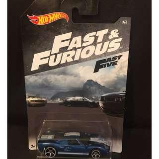 FORD GT40 🔥HOT WHEELS🔥