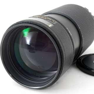 Nikon AF Nikkor 80-200mm f/2.8 f2.8 ED Lens w/Caps