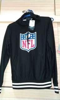 New Era Dryera Series Hoodie w/ NFL Logo