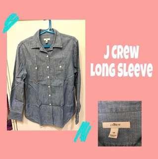 J Crew Long Sleeve