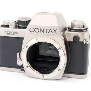 Contax S2 60 Years Limited 35mm SLR Film Camera