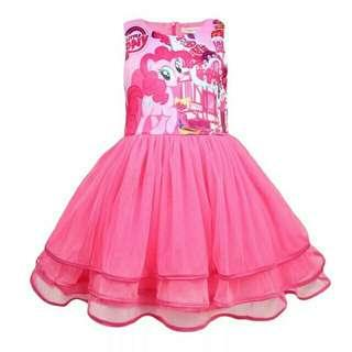 *FREE DELIVERY to WM only / Ready stock* Kids pony dress each as shown in design /color. Free delivery is applied for this item.