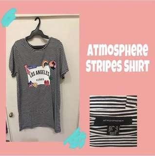 Atmosphere Stripes Shirt
