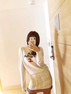 Chanel 毛衣