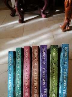 Narnia Book Set