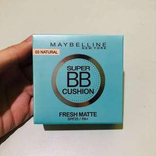 Maybelline Super BB Cushion in 03 Natural