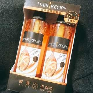 Hair recipe洗髮精🔥