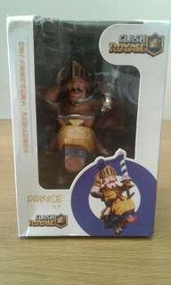 Clash Royale prince figurine