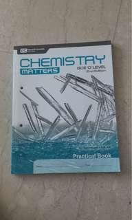 🚚 Chemistry Matters Second Edition Practical Book