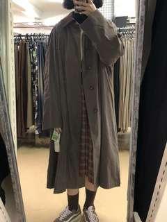超長美大衣