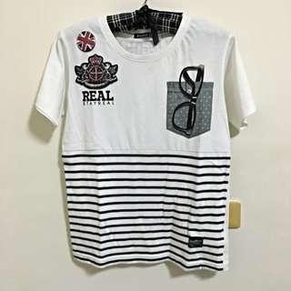 🚚 StayReal短袖T恤