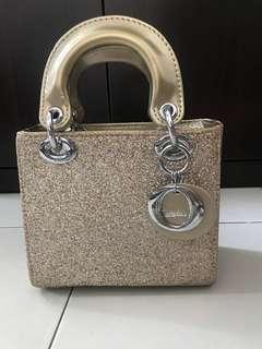 Christian Dior Glitters Handbag