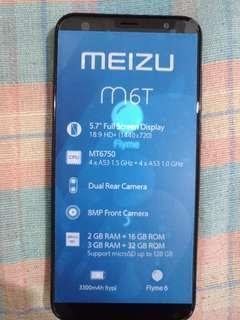 Handphone MEIZU tipe m6t