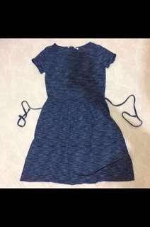 Dress new look blue