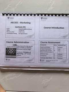 AB1501 marketing slides