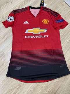 *SALE* MANCHESTER UNITED JERSEY 18/19 Manchester United home kit