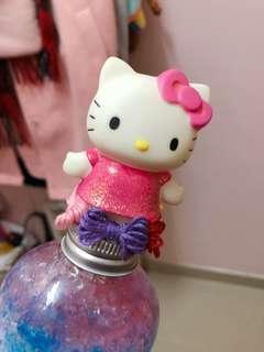 自家制水晶彩虹瓶🌈