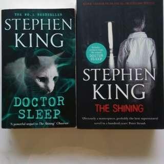 The Shining & Doctor Sleep - Stephan King