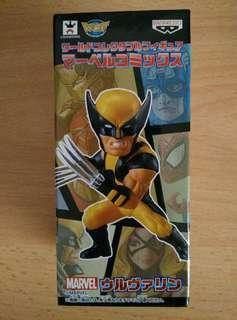 Banpresto WCF Wolverine Marvel Original Authentic