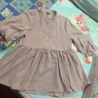 Dolly stripes blouse