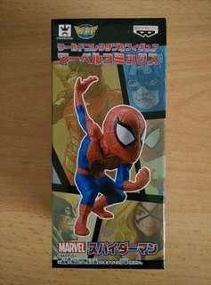 Banpresto WCF Spiderman Spider-Man Marvel original authentic