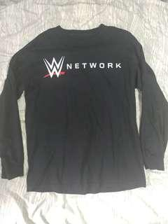 Authentic WWE long sleeve shirt