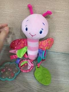 Bright starts rattle - butterfly