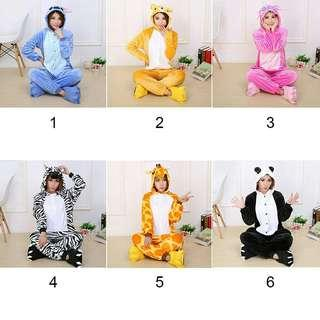 *FREE DELIVERY to WM only / Pre order +-10-15 days* Ladies animal costume each as shown design / color. Free delivery is applied for this item.