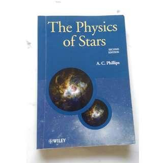 The Physics of Stars - A.C. Phillips