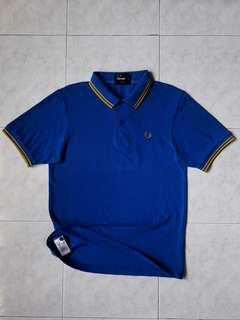 Fred Perry Ringer polo tee (Authentic)