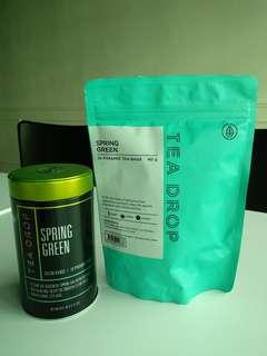 Australian Tea Drop Spring Green Tea