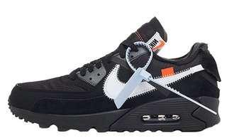 🚚 Nike Airmax Offwhite 90 (preorder