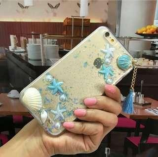 Pearl and Shell Beach Case for iPhone