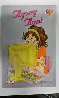 Agont Aunt, a very inspiring children's book
