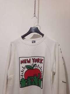 """SPRZNY Keith Haring """"Big Apple"""" MoMA Special Edition"""