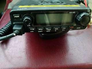 ADi  AM-145車用無線電含麥