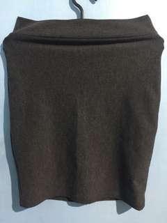 Office Pencil Skirt (from Landmark)