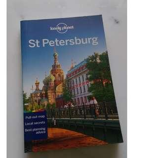 Lonely Planet: St. Petersburg