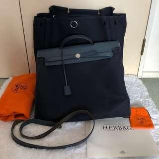 Hermès Herbag 2 in 1