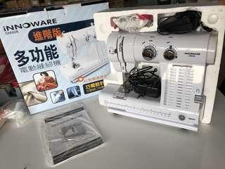 二手新浄多功能42款電動衣車 縫紉機 SW428