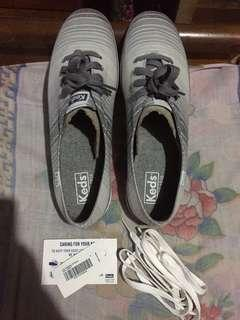 Keds Ombre Stripe Gray