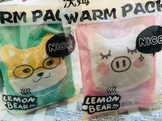 🚚 寵物暖暖包