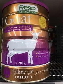 Fresco 山羊奶粉 二號 baby formulas goat milk