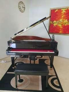 Made in Japan Yamaha Disklavier DGC1E3 Grand Piano