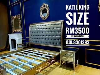 King Size Bed!