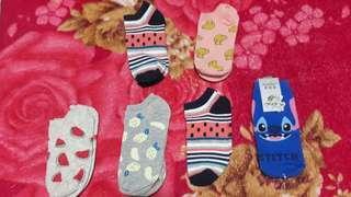 Women cute ankle socks