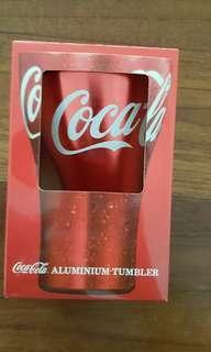 Bnib Coca Cola aluminum tumbler cup