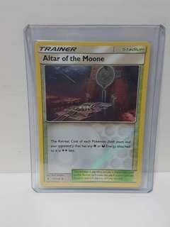 Altar of the Moone (Reverse Holo)