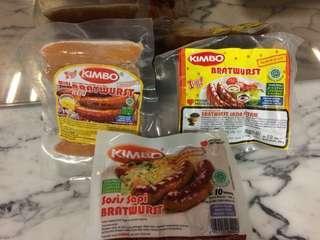 Sosis sapi kimbo
